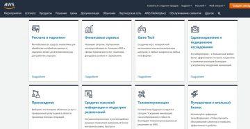 Американская компания Amazon может заблокировать тысячи российских интернет сервисов