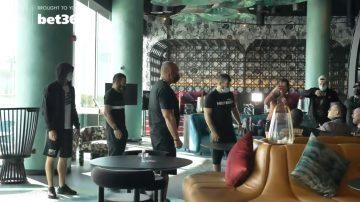 Макгрегор и Нурмагомедов едва-едва не встретились в отеле в Абу-Даби