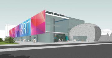 В Уфе создадут «Парк искусств» площадью 10 тысяч квадратных метров