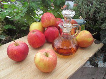Яблочный уксус может снизить уровень сахара в крови
