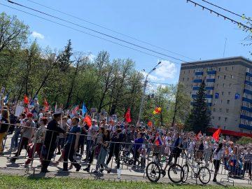 ВБашкирии 9 мая «Бессмертный полк» пройдет онлайн