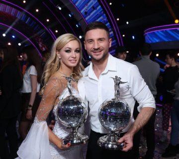 Лазарев и Осипова стали победителями 12 сезона шоу «Танцы со звездами»