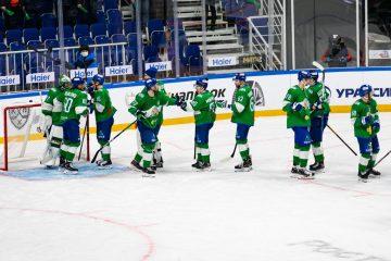 ХК «Салават Юлаев» обыграл «Ак Барс» и одержал шестую победу кряду в КХЛ