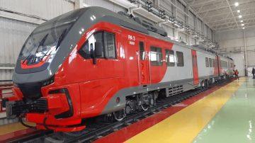 ВБашкирии скорый пригородный поезд «Орлан» перевез больше 1000 пассажиров