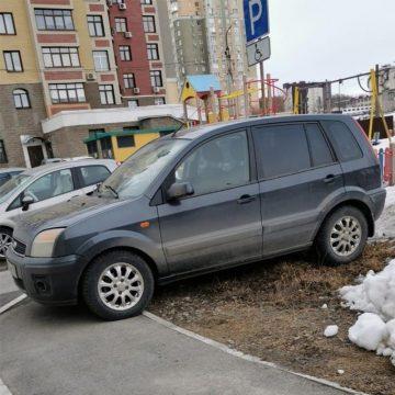 Мэр Сергей Греков призвал бороться спарковкой машин нагазонах