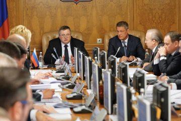 ВМоскве прошло первое заседание оргкомитета поподготовке празднования 450-летия Уфы