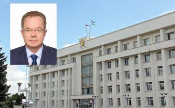 Радий Хабиров назначил министром транспорта Башкирии Александра Булушева