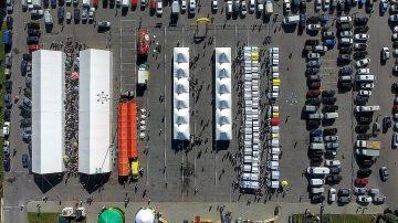 Сергей Греков сообщил об окончательном закрытии парковки перед Дворцом спорта