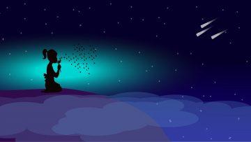 Как правильно загадать желание в звездопад Персеиды