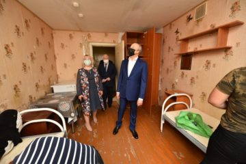 Власти Башкирии отремонтируют общежития всех вузов и колледжей